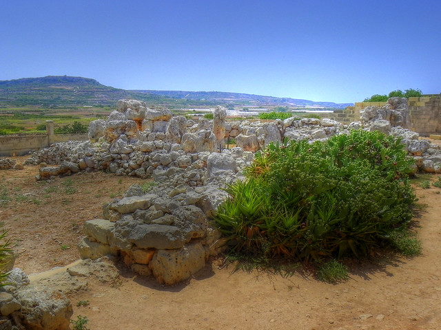 Ta Hagrat Neolithic Temples