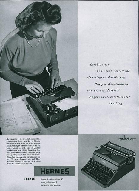 Du 1949-01 Hermes 2000
