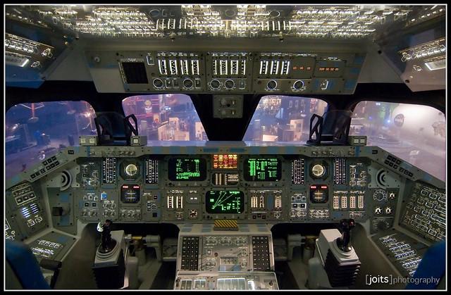 space station cockpit - photo #23