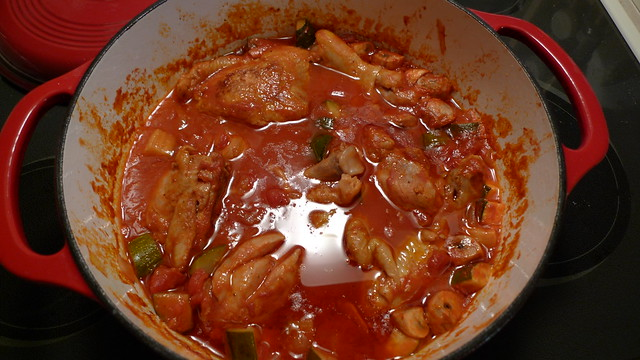 Chicken Cacciatore (Hunter Style Chicken) | Flickr - Photo Sharing!