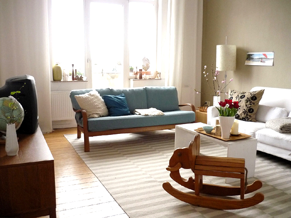 Vintage Modern Apartment In Germany Decor8