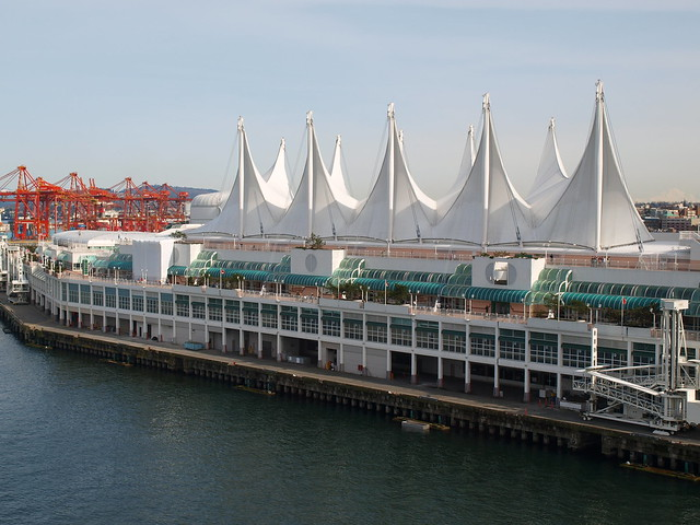 Vancouver Cruise Ship Terminal  Flickr  Photo Sharing