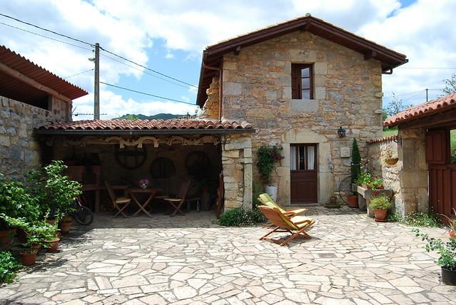 Asturias casa de aldea pis n de fond n villandas - Casas de aldea asturias ...