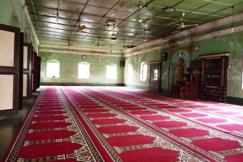 Mosque - Bhamo, Myanmar Burma