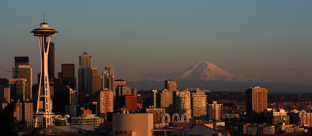 Seattle from Flickr via Wylio
