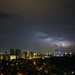 Thunderstorm in Singapore