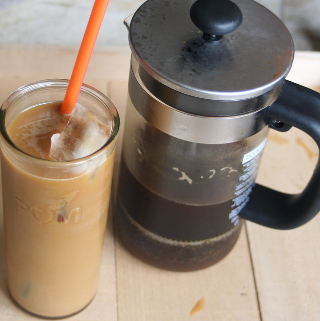 Cold Brewed Iced Coffee | Flickr - Photo Sharing!