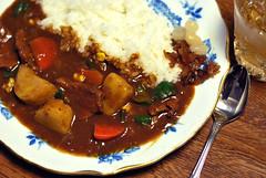 みっちゃんの野菜カレー