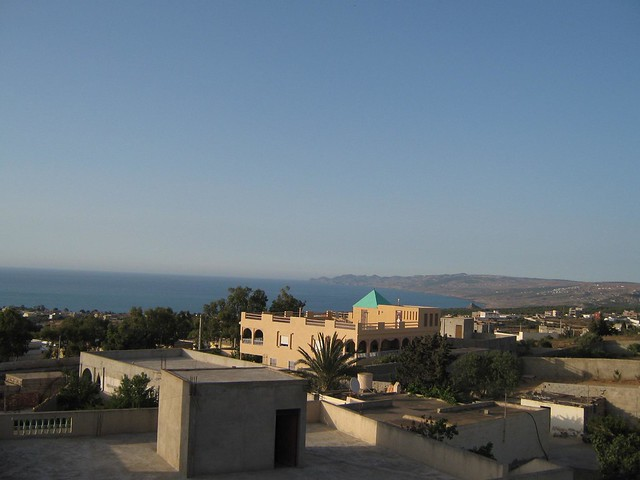 View Over Nador Morocco by Flickr CC Azzaddine Amjahed