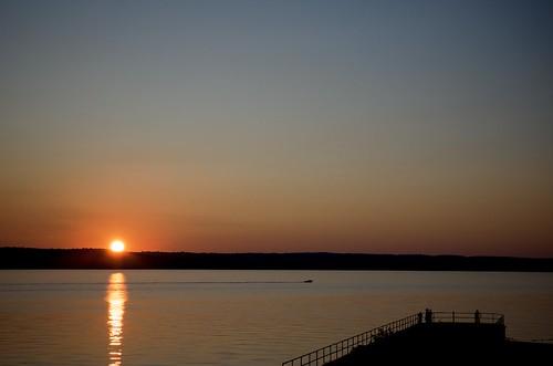 sunset lake boat dock d70 1870mm seneca