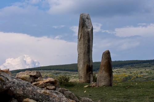 Menhirs de Colobrière