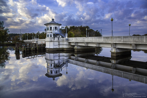 The Bridge in Pocomoke City - Maryland's Eastern Shore