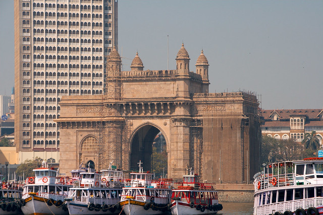 Gateway of India by CC user christianhaugen on Flickr