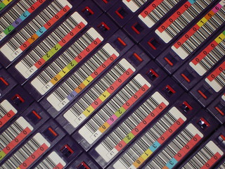 tapes by twicepix, on Flickr