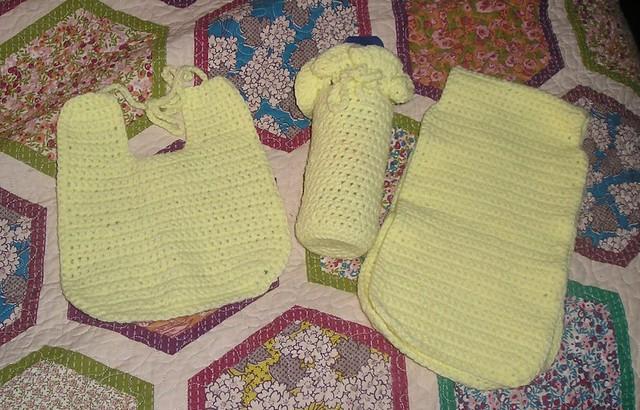 38 Burp Cloth Patterns - Free!