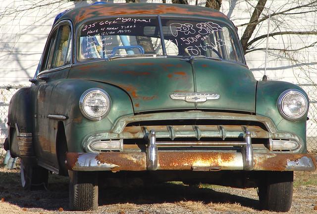 1952 chevrolet styleline deluxe 4 door sedan 1 of 2 for 1952 chevrolet styleline deluxe 4 door