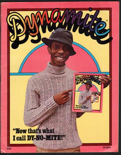 Dynamite Issue 010