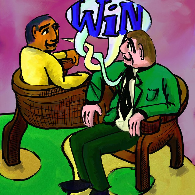 17 -- Negotiation -- WinWin: What You Need -- Some of the Icons for Anthony Iannarino's New Book