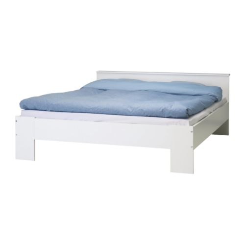IKEA ANEBODA full size bed frame  Flickr  Photo Sharing!