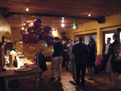John Steinberg's Birthday Party, Kuleto's T… IMG_7749