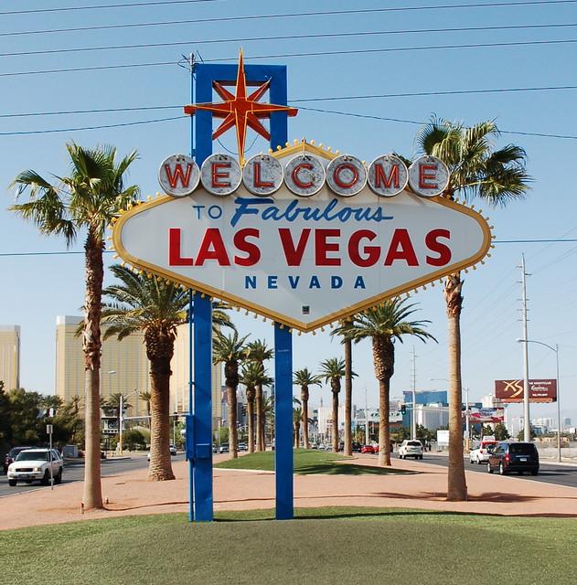 Las Vegas Streifen okkulten