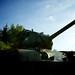 WWII Tank in Valmy, France ©Martijn A.C. Snels