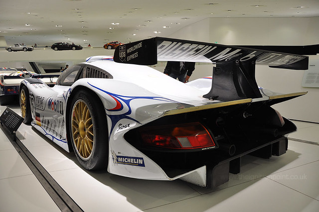 porsche 911 gt1 98 le mans race car a photo on flickriver. Black Bedroom Furniture Sets. Home Design Ideas