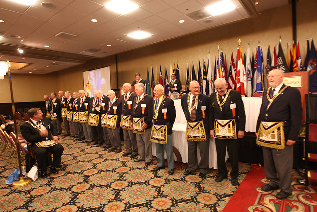 Masons Most Worshipful Prince Hall Grand Lodge North Carolina October 7,8 1980