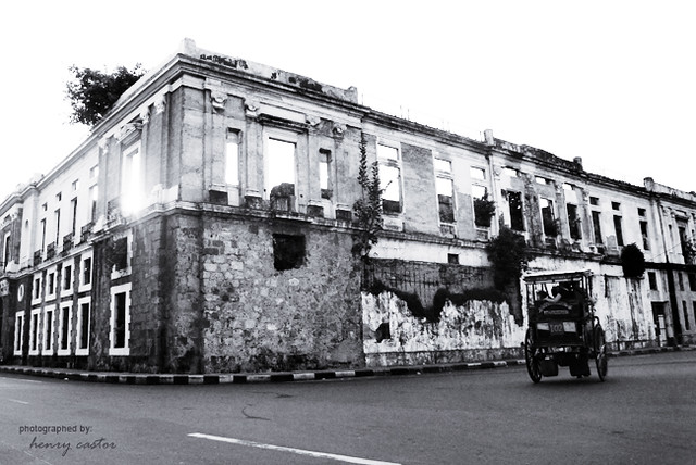 The Old Central Bank Of The Philippines