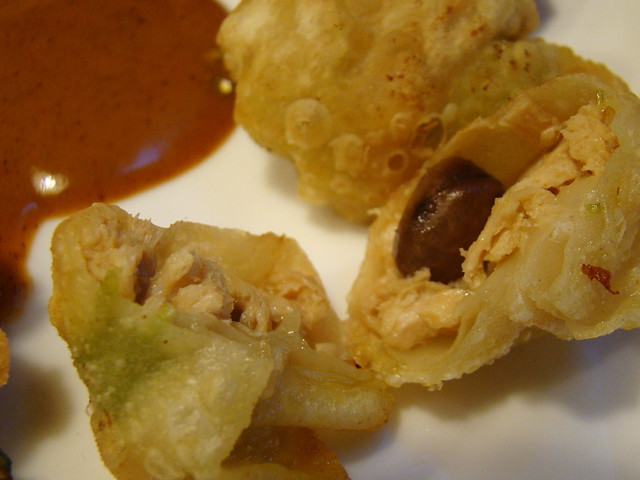 Crispy Vegetable WonTon with Chipotle Orange Sauce | Flickr - Photo ...