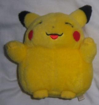 Squeaky Tomy Pikachu
