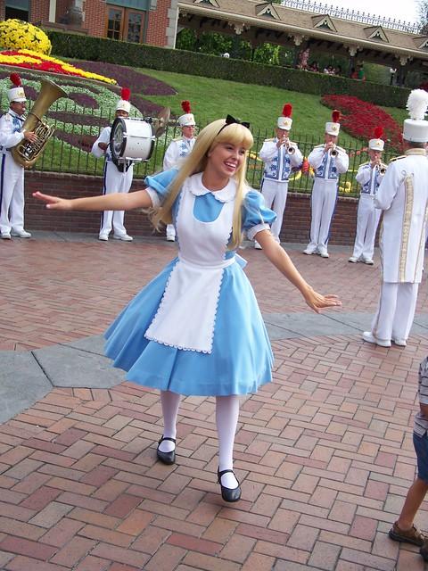 Alice in wonderland - 2 part 9
