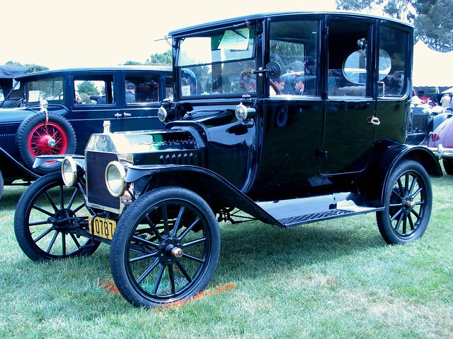 1915 Ford Model T Center Door Sedan 2 Flickr Photo