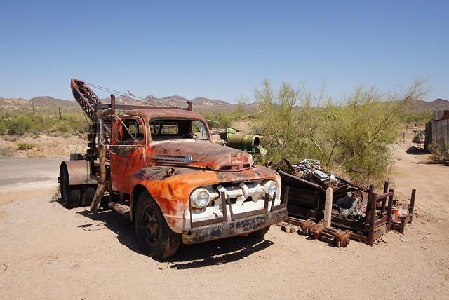 2011-06-05 Arizona, Apache Trail  010 Goldfield