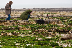 Photographing the Rock Pools