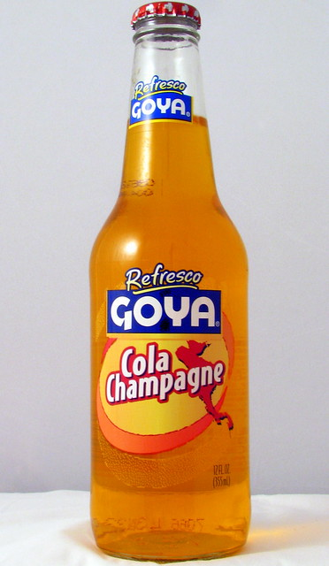 Goya Cola Champagne