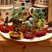 Small photo of Dinosaur cakes