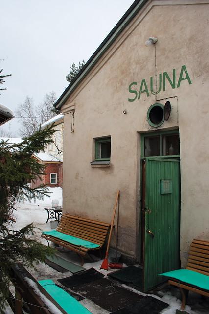 Sauna de Tampere