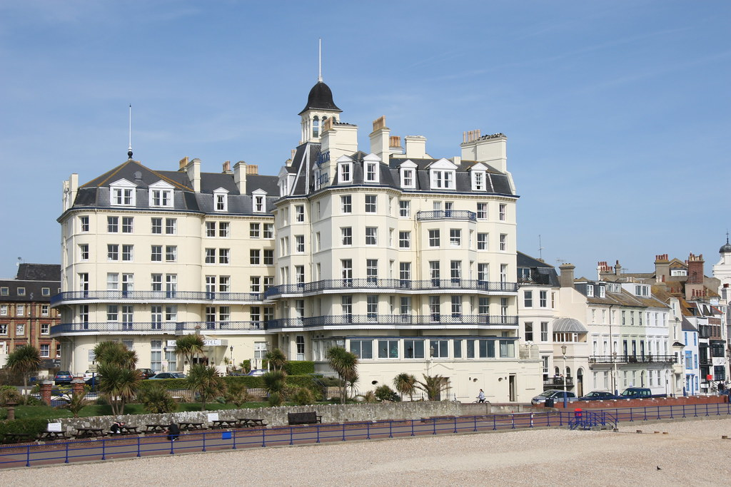 Queens Hotel, Eastbourne