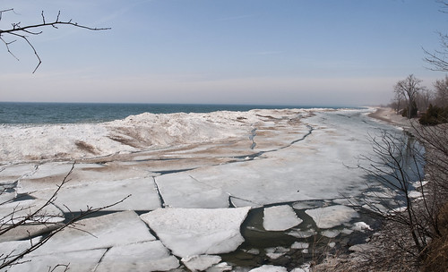 ice geotagged sand