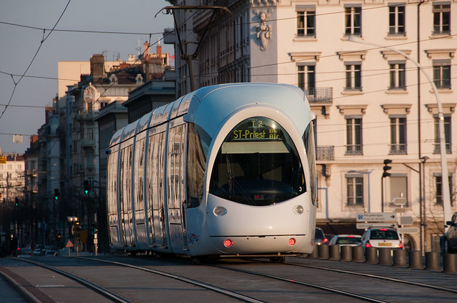 Lyon tramway t2 flickr photo sharing - Tram t2 lyon ...