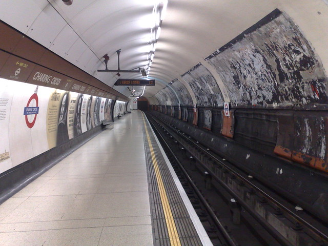 Charing Cross: Empty