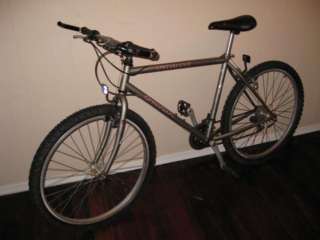 1995 Specialized - Hardrock Sport GX | Bought it for $40  Pu