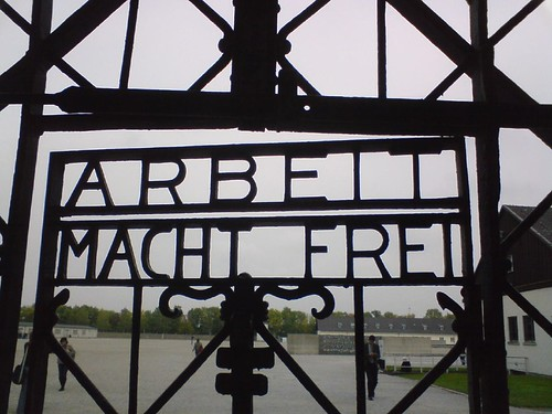 Main Gate Dachau