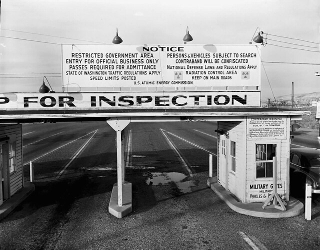 Hanford Inspection Point