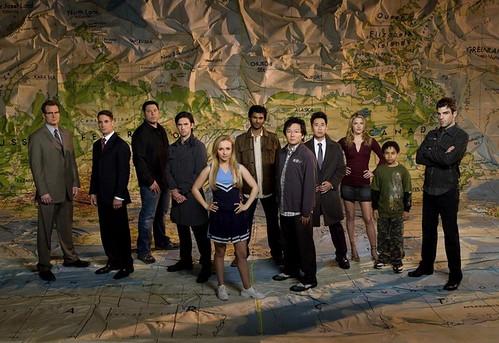 Heroes Season 3 Cast