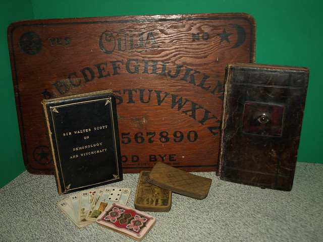 Antique Occult Items Flickr Photo Sharing