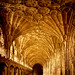 Gloucester Cathedral - cloisters