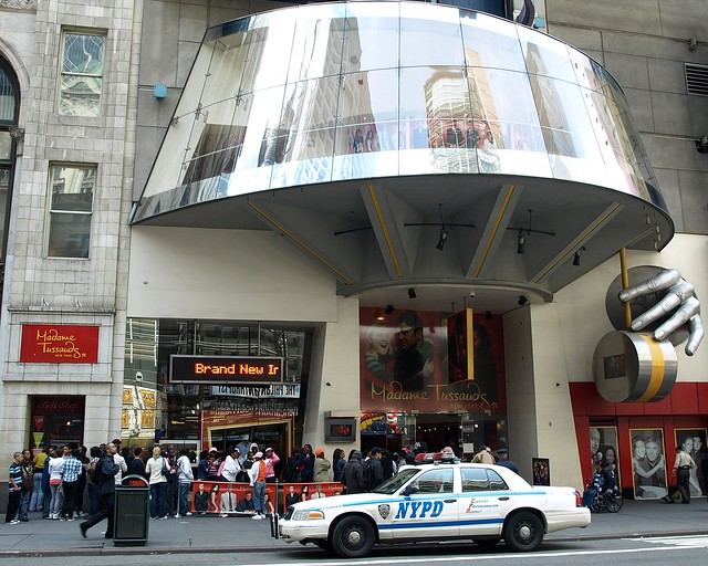 With over figures, New York's Madame Tussauds is one of the most famous wax museums in the world. Find how much tickets are and its opening hours.