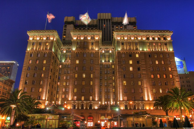 Westin St. Francis Hotel, San Francisco   3 exp HDR   By ...